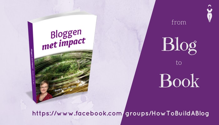 from blog to book